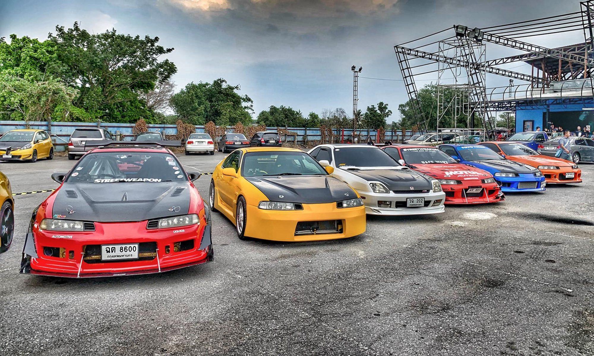 พรีลูดคลับไทยแลนด์ เว็บไซต์ที่รวบรวมข้อมูลของรถยนต์ตระกูลฮอนด้า พรีลูด และกลุ่มผู้ใช้รถยนต์ฮอนด้าพรีลูดในประเทศไทย