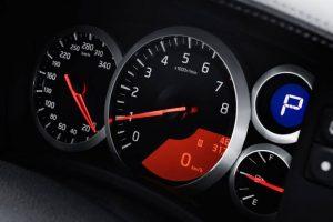 ความเร็วของรถยนต์