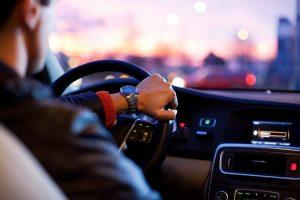 การขับขี่รถยนต์