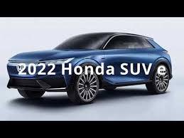 Honda SUV e-concept