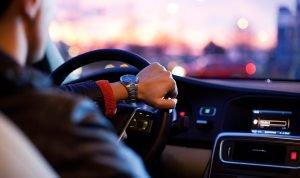 คนขับรถยนต์
