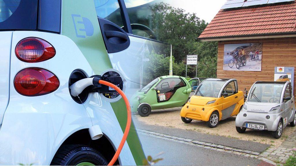 รถยนต์พลังงานไฟฟ้า
