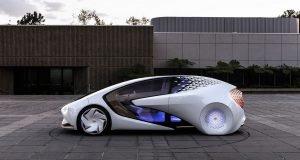 รถยนต์ล้ำอนาคต