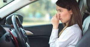 ลดกลิ่นเหม็นอับในรถยนต์