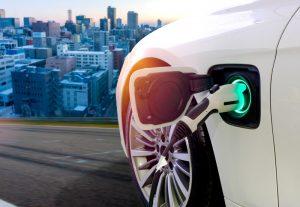 รถยนต์พลังงานไฟฟ้า EV