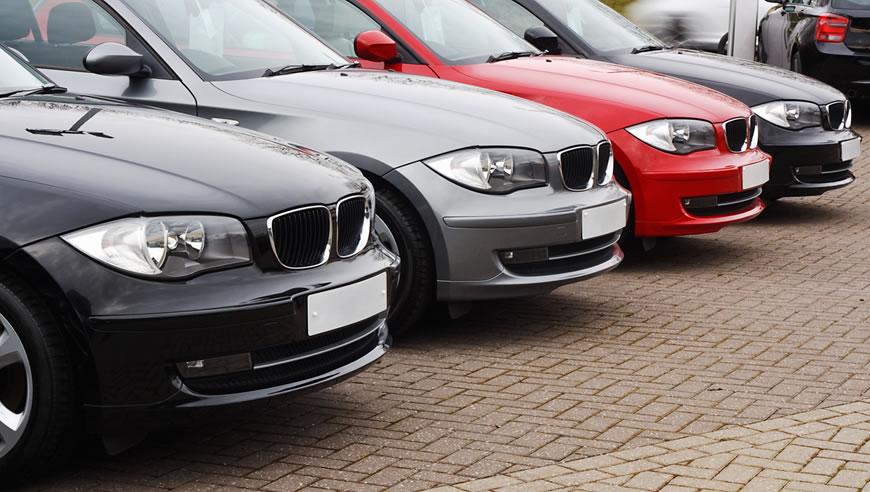 การเลือกรถคันแรก