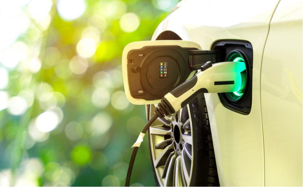 รถยนต์ ไฟฟ้า