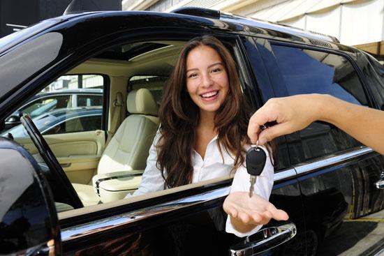 เลือกซื้อรถยนต์