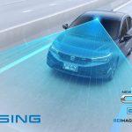 Honda Sensing ซึ่งทำหน้าที่เหมือนประสาทสัมผัสอีกตัวนอกจากประสาทสัมผัสปกติของมนุษย์
