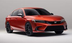 รถยนต์รุ่นใหม่ปี 2021