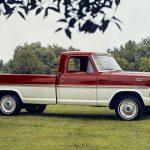 รถยนต์สไตล์วินเทจ ขับขี่เพลิดเพลินจากอเมริกา FORD ช่วงปี ค.ศ.1961